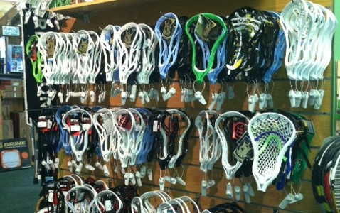New Lacrosse gear starting to arrive