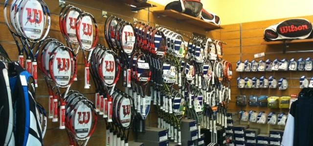 The Triad's Best Selection of Tennis Equipment and Clothing
