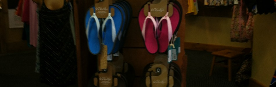 New this summer Olukai Sandals