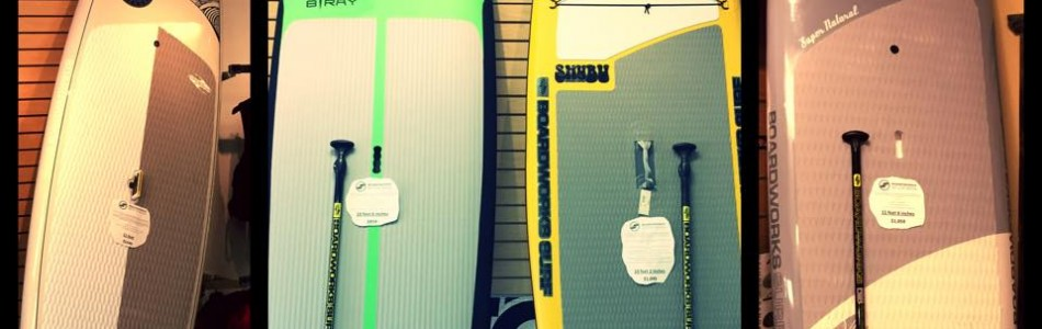 Stand Up Paddleboards now on Sale