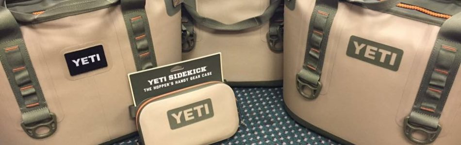 Your Yeti Headquarters