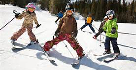 Time for Season Ski and Snowboard Rentals