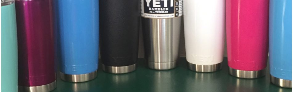 We are your Yeti Headquarters